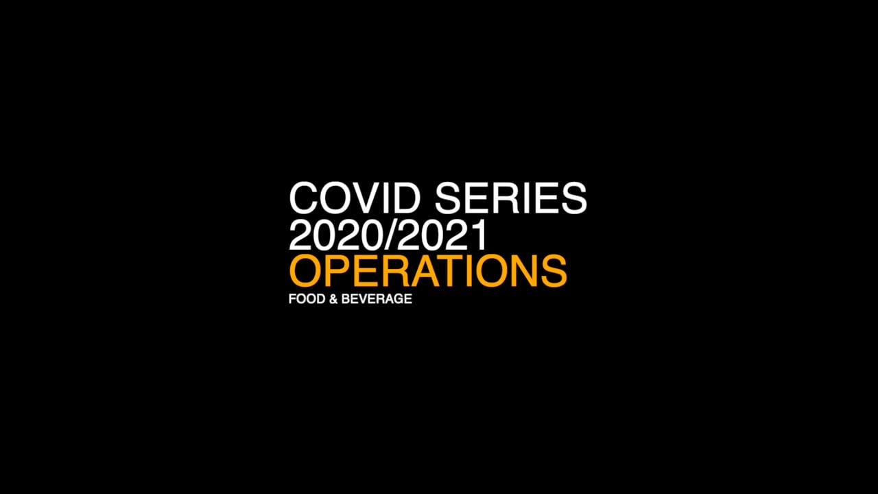 Nub's Nob - Covid Series - 4 - Food and Beverage