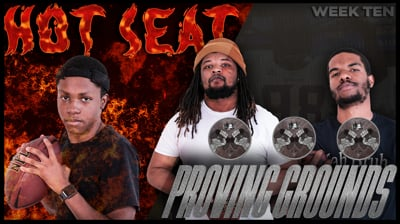 The Madden Beef Week 10 Hot Seat + Proving Grounds! - Stream Replay