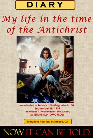 Image result for diary my life in the time of the anti-christ images