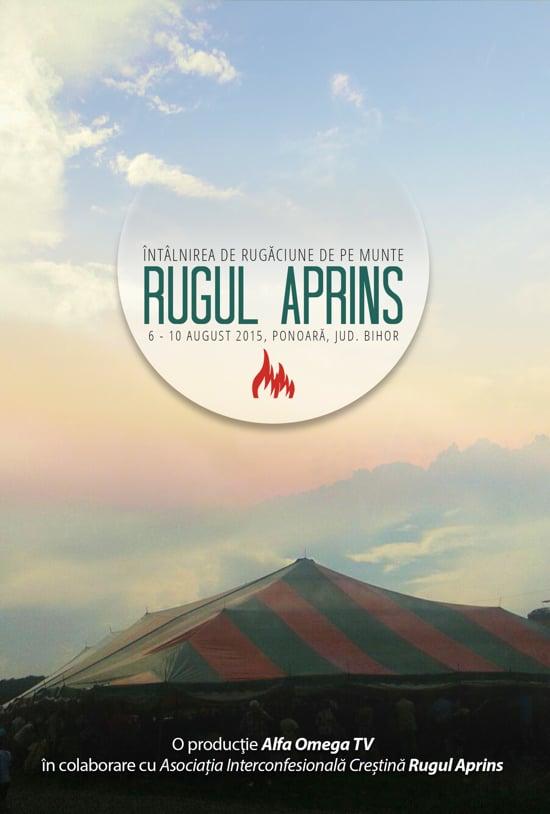Rugul Aprins - Ponoara, 2015