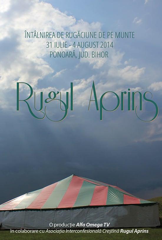 Rugul Aprins - Ponoara, 2014