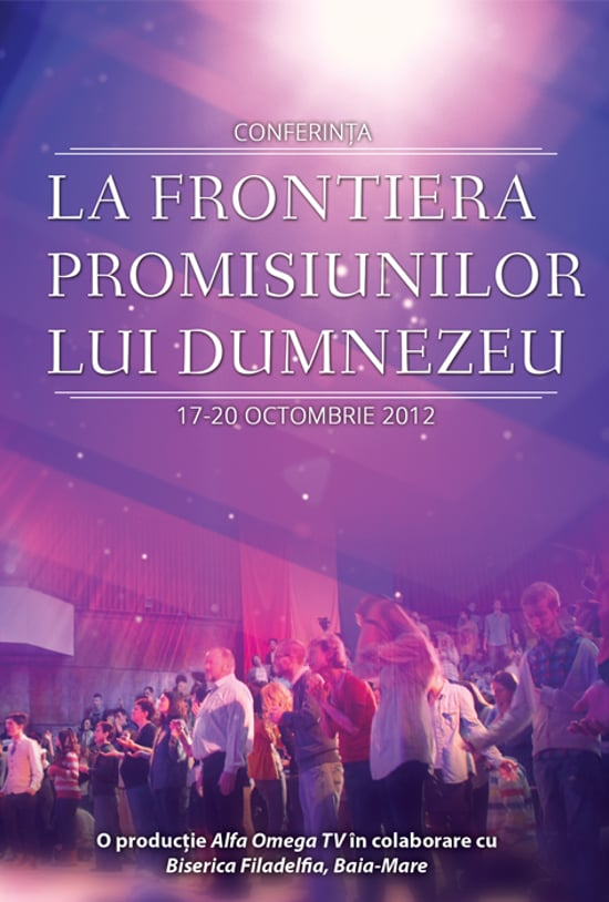 La frontiera promisiunilor lui Dumnezeu