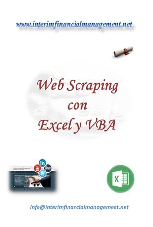 Watch Curso Web Scraping con Excel y VBA Online   Vimeo On Demand