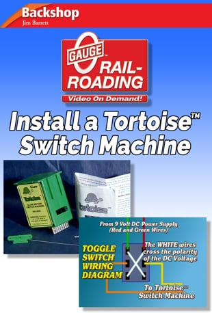 watch install a tortoise switch machine online vimeo on demand watch on ios android apple tv roku and chromecast learn more