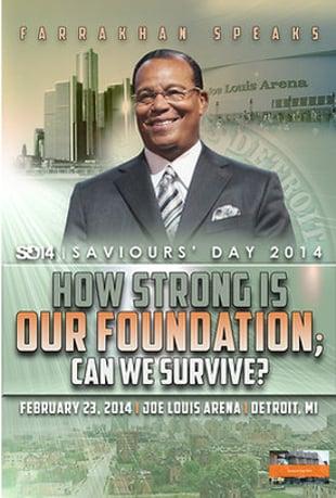 Watch Saviours' Day 2014 keynote Address Online | Vimeo On ...