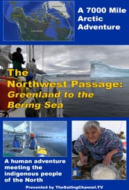 Northwest Passage: Greenland to the Bering Sea movie poster