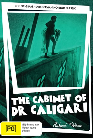 Watch The Cabinet of Dr Caligari (1920) Online | Vimeo On Demand ...