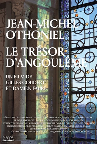 Watch Jean-Michel Othoniel  Le Trésor d'Angoulême Online | Vimeo On Demand