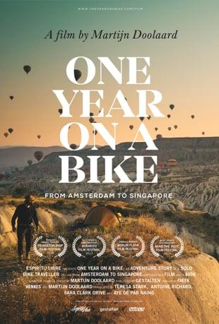 Watch One Year On A Bike Online Vimeo On Demand On Vimeo