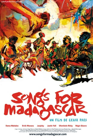 SONGS FOR MADAGASCAR en VOD