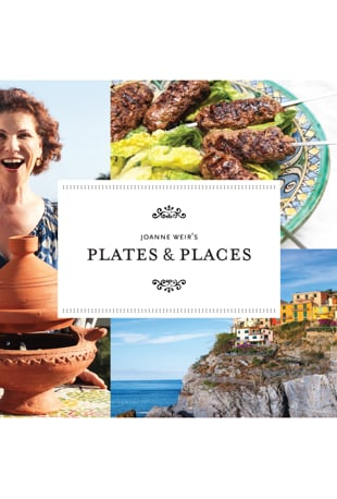 joanne weir plates and places recipes