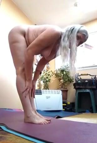 Free leggings porn