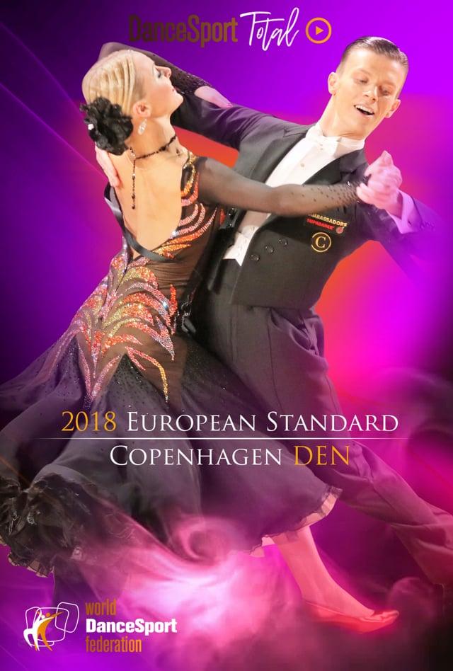 2018 European Standard Copenhagen
