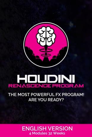 Watch The VFX School - Houdini Renascence Program - ENGLISH Online | Vimeo  On Demand