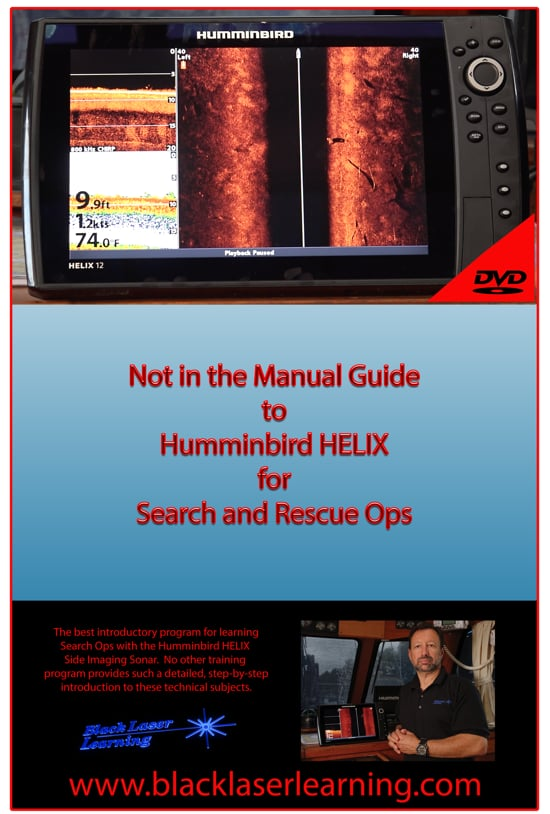 Watch Not in the Manual Guide® to the Humminbird HELIX for Search & Rescue  Operations Online | Vimeo On Demand