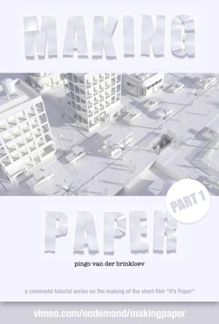 Watch Making Paper - part 1 Online | Vimeo On Demand