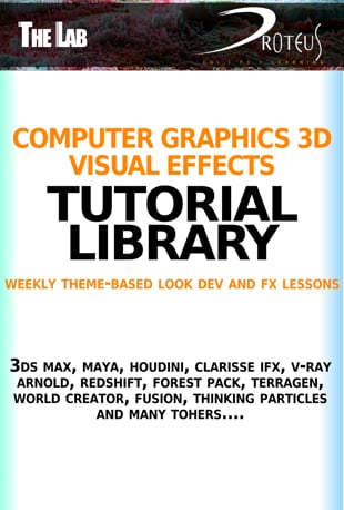 Watch Proteus VFX School   The Lab - Tutorial Library (English/Italian)  Online   Vimeo On Demand