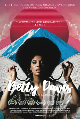 Watch Betty Davis They Say Im Different Online Vimeo On Demand