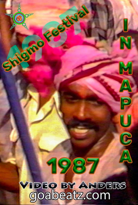 Shigmo Festival -1987