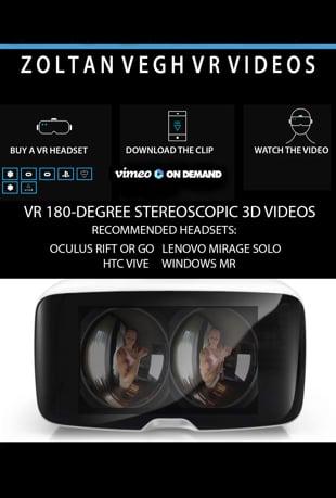 Watch Zoltan Vegh VR Videos Online | Vimeo On Demand