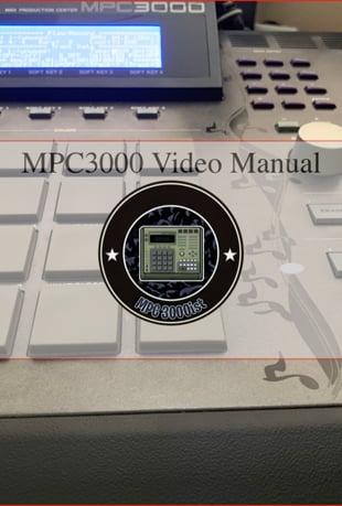 Watch MPC3000 Video Manual Online | Vimeo On Demand