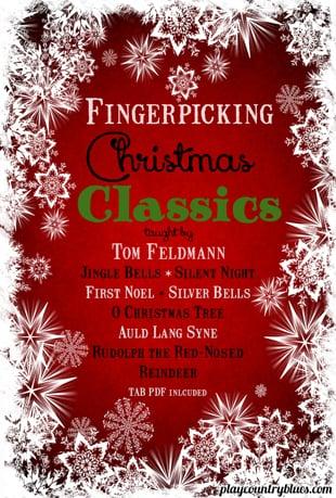 Watch Fingerpicking Christmas Classics Online   Vimeo On Demand on Vimeo