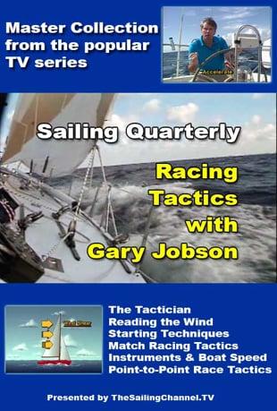 Racing tactics with gary jobson sailing quarterly racing tactics with