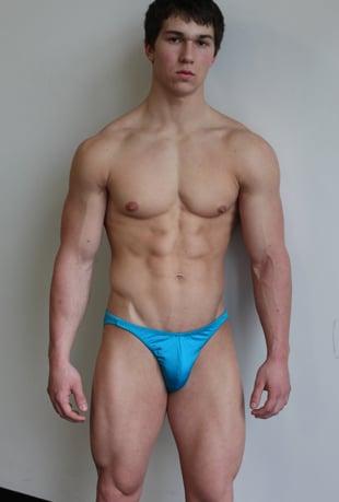 Teen Bodybuilder Video 103