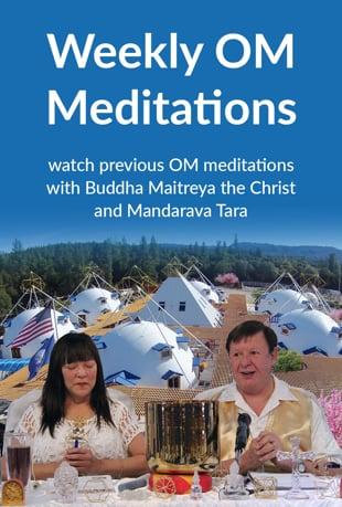 Watch OM Planetary Healing Pyramid Meditations & Dharma Teachings - live  every evening Online | Vimeo On Demand