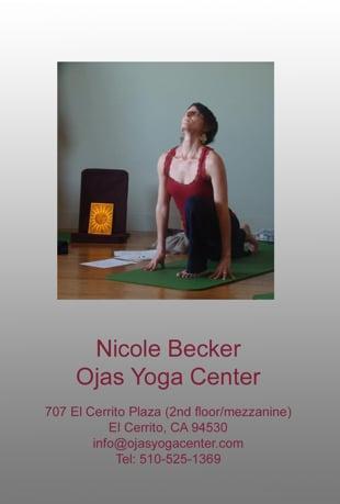 watch gentle flow yoga series with nicole becker online vimeo on demand on vimeo. Black Bedroom Furniture Sets. Home Design Ideas