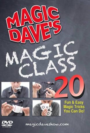 Watch Magic Dave's Magic Class Online | Vimeo On Demand