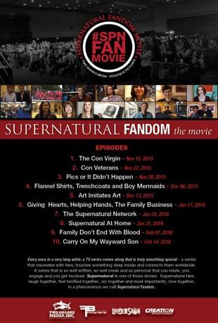 watch supernatural fandom the movie online vimeo on demand on vimeo
