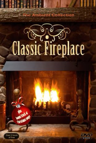 Watch Fire Video - Classic Fireplace for Romantic Evenings and ...